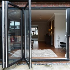 What are Bifold Patio Doors?